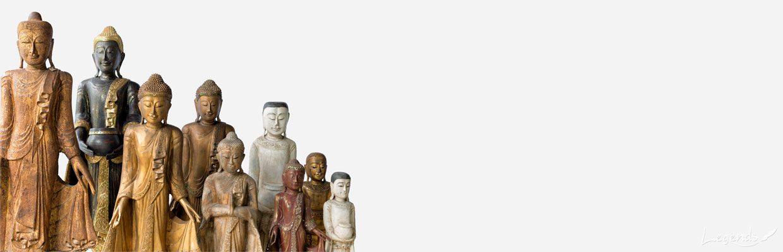 Buddha slider